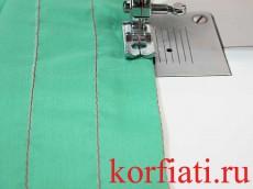 Уроки шитья - складки