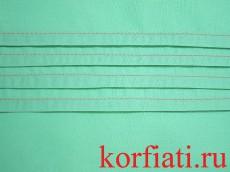 Уроки шитья - заутюжить складки