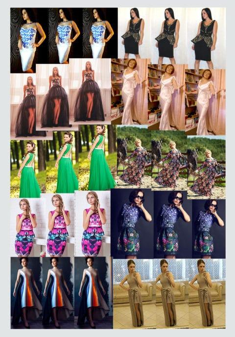 Победители конкурса платьев «Весеннее обновление - 2015»
