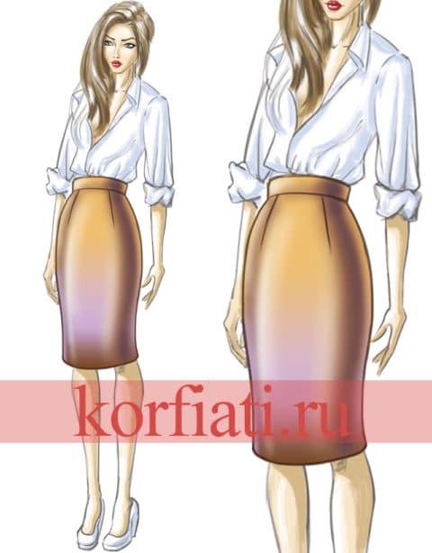 Как выбрать фасон юбки