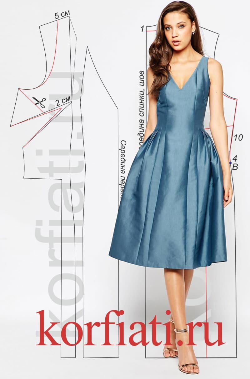 Коллекция платьев для выпускного бала