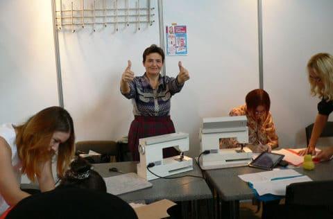 """Встречи на выставке рукоделия в """"Сокольниках"""""""