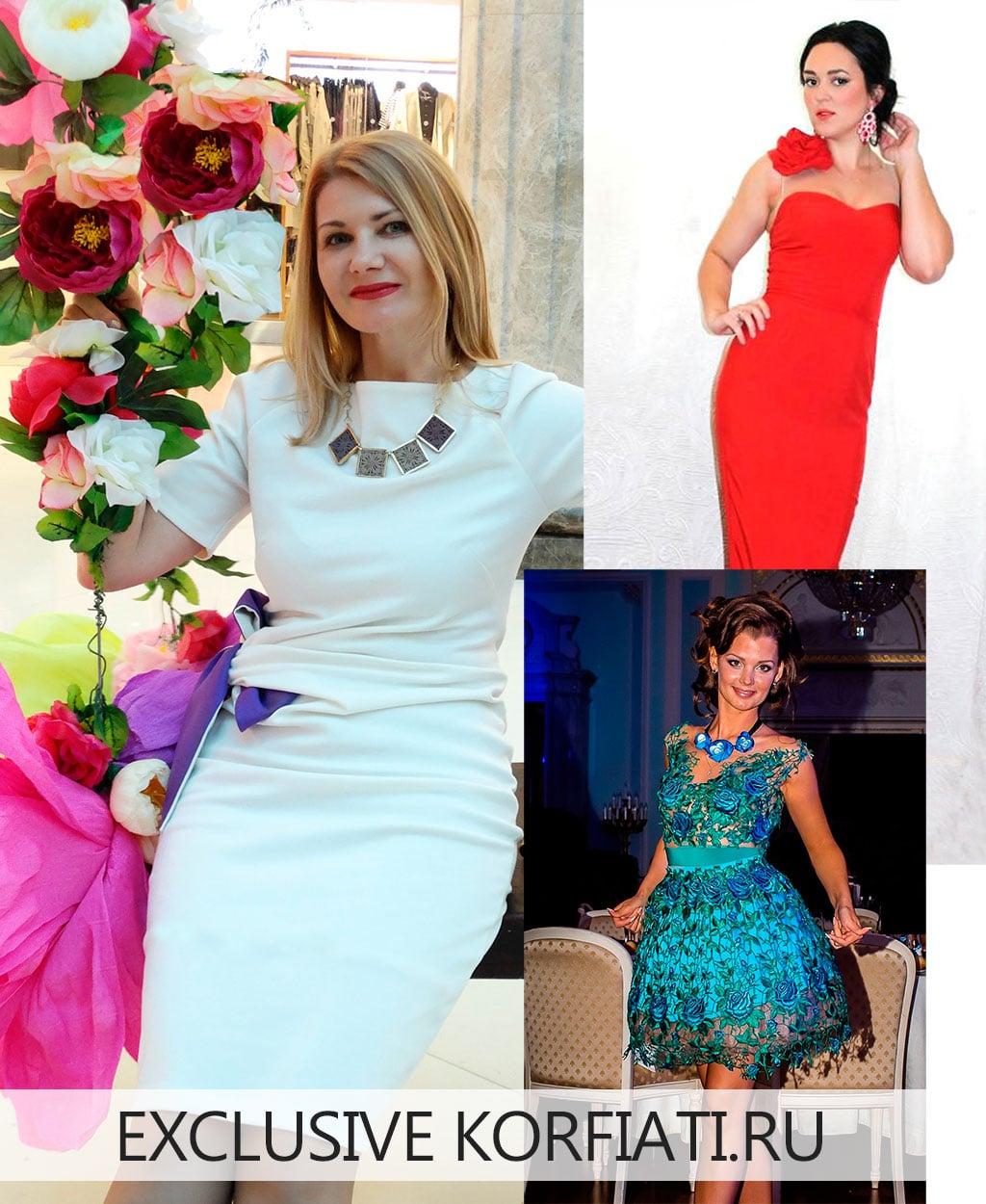 Конкурс платьев весеннее обновление