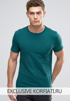 Мужская футболка своими руками