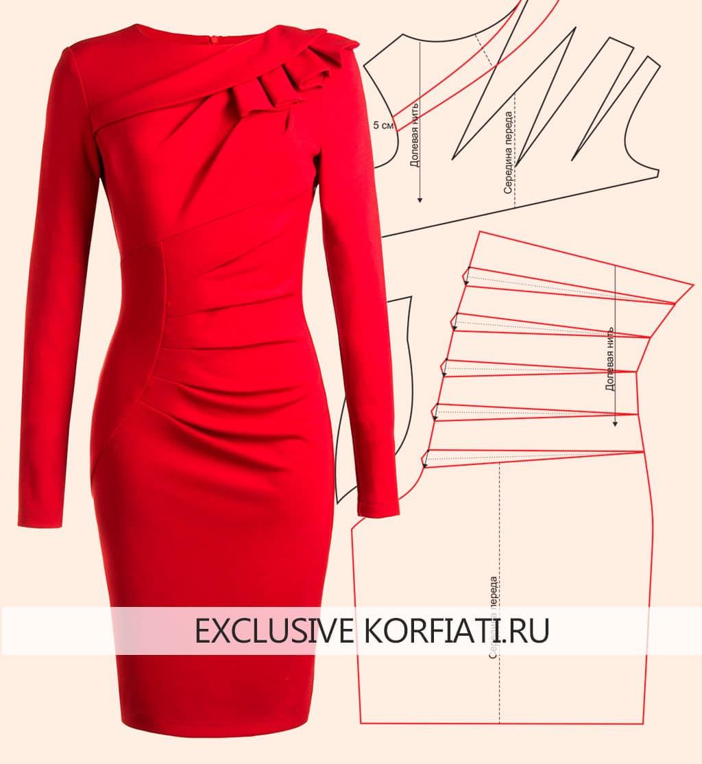 Мой сайт шитья платья