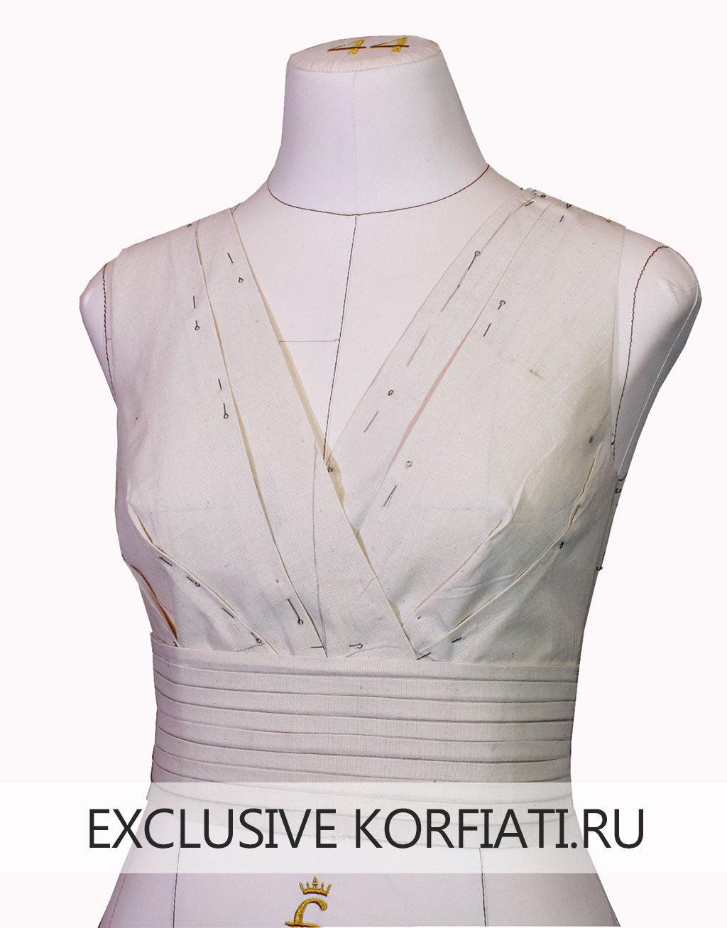 Мастер-класс по пошиву платья