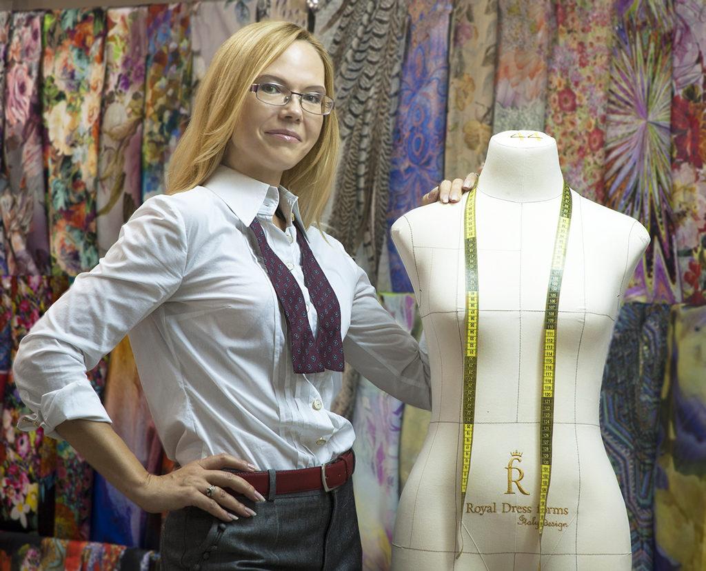Анастасия Корфиати - автор, модельер, художник