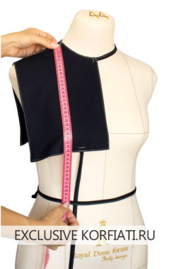 Как использовать плечевую накладку