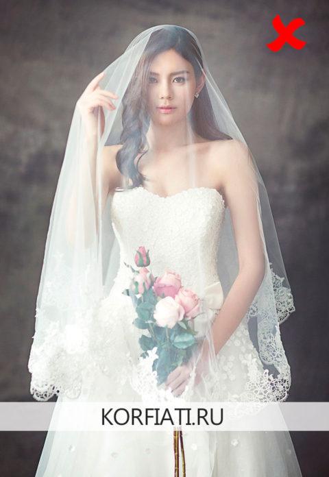 Свадебные платье на конкурс не принимаются