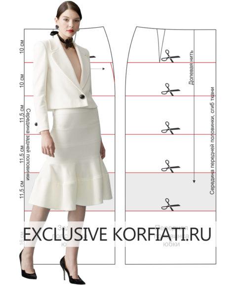 e538fd29a09c Выкройки женской одежды от Школы Шитья Анастасии Корфиати