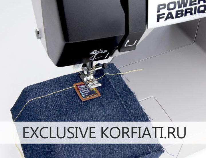 Как сшить джинсовый фартук для кухни - обработка карманов