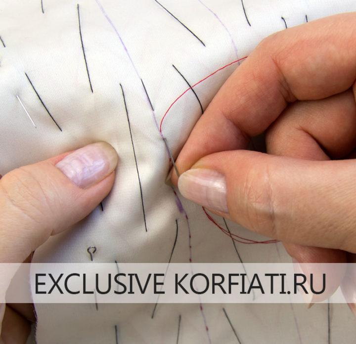 Мастер-класс по пошиву жакета в оригинальной технике Шанель