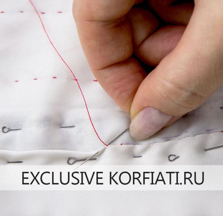 Шьем твидовый жакет в стиле Chanel - ручной шов для подкладки