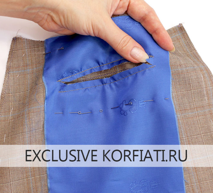 Мастер-класс по пошиву классических женских брюк