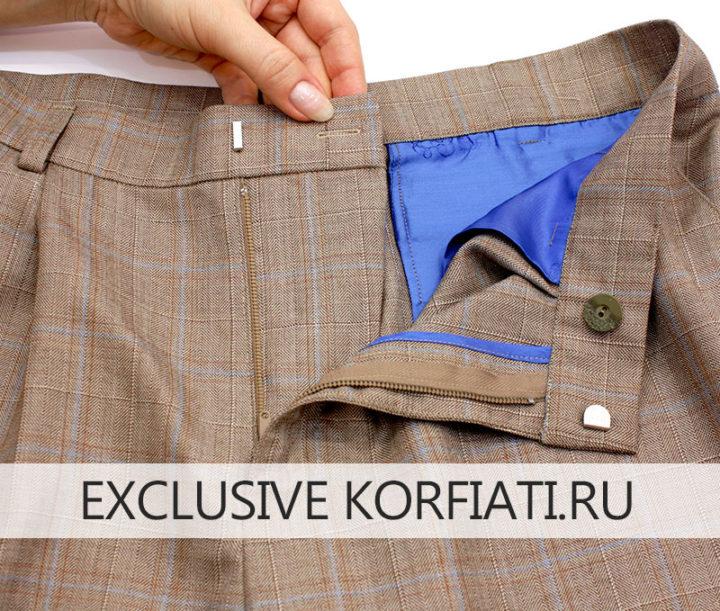 Мастер-класс по пошиву женских брюк