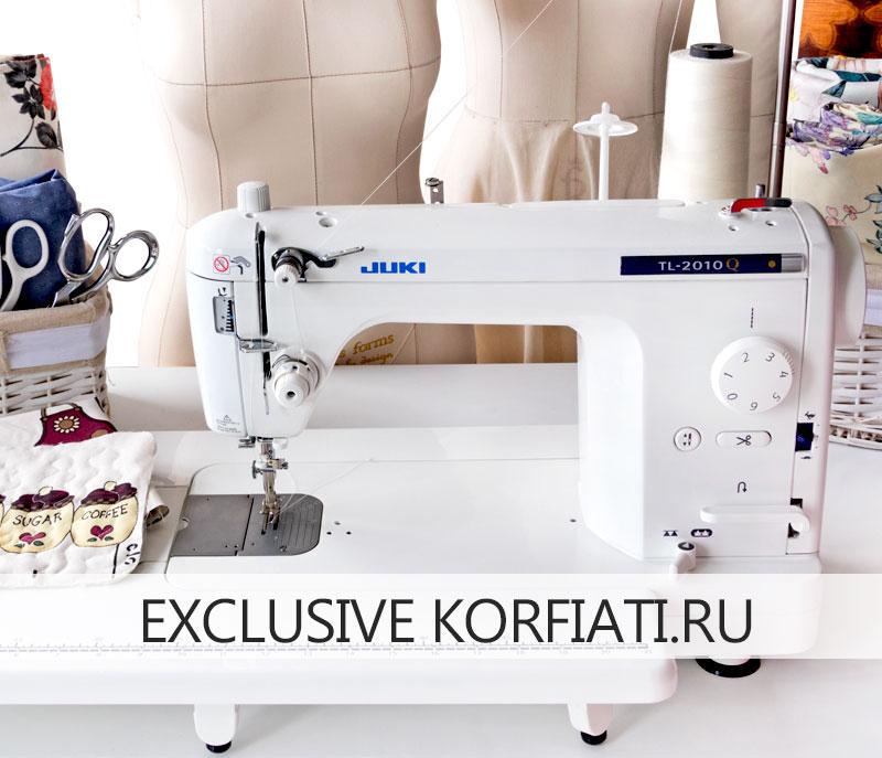 Обзор швейной машины JUKI TL-2010Q