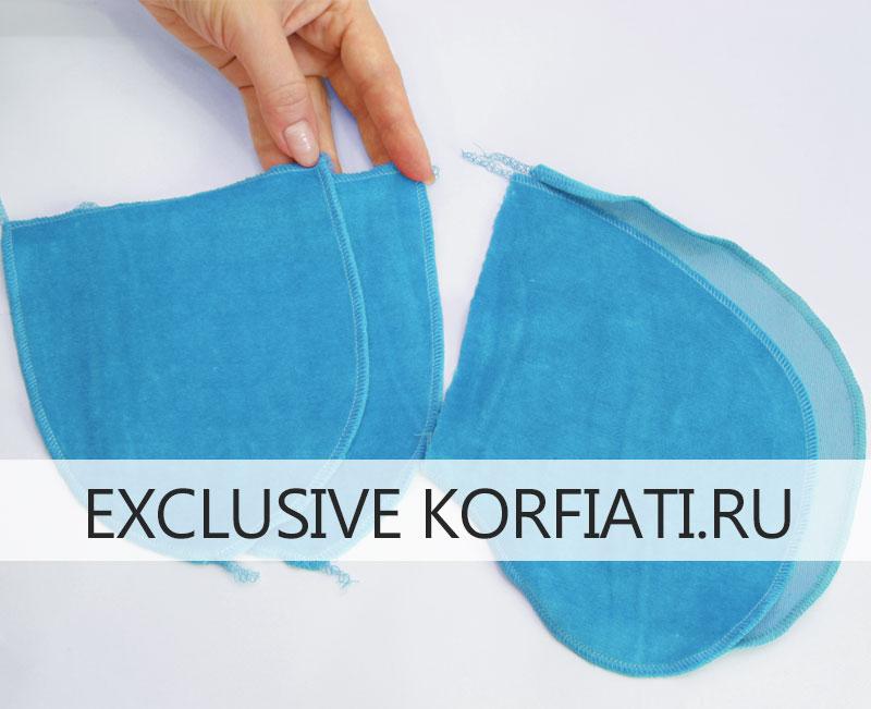 Как сшить трикотажные брюки на резинке - обработка карманов