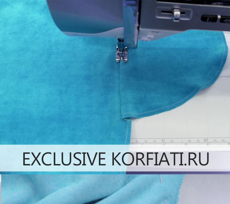 Мастер-класс по пошиву трикотажных брюк - мешковины