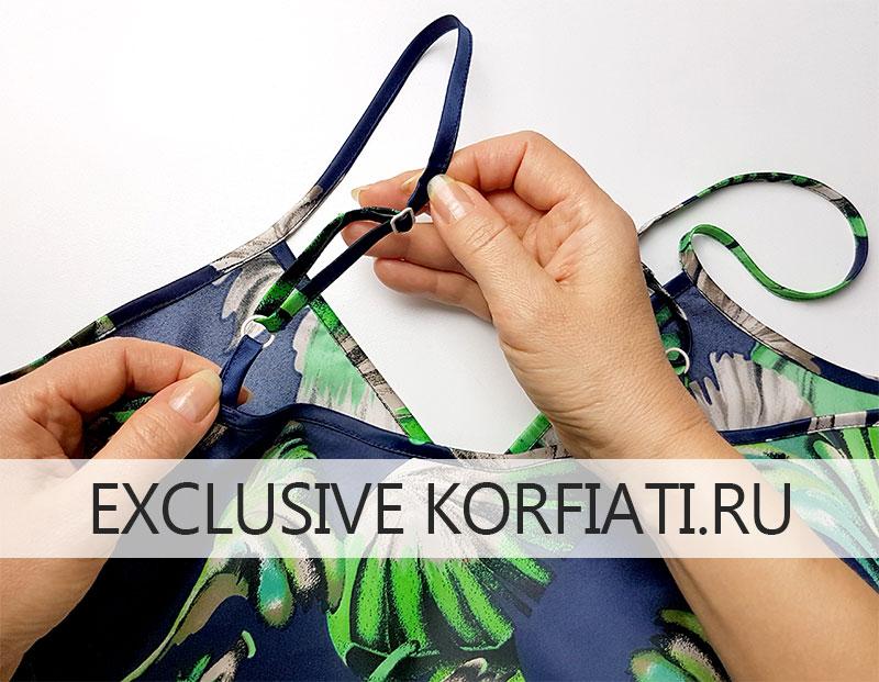 Выкройки одежды для дома - пошив топа